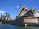 Le célèbre opéra de la baie de Sydney